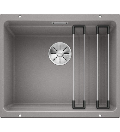 Кухонная мойка Blanco Etagon 500-U Алюметаллик