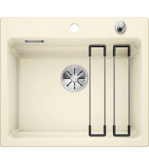 Кухонная мойка Blanco Etagon 6 Глянцевая магнолия (керамика)