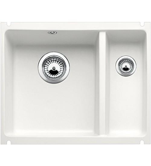 Кухонная мойка Blanco Subline 350/150-U Белый (керамика)
