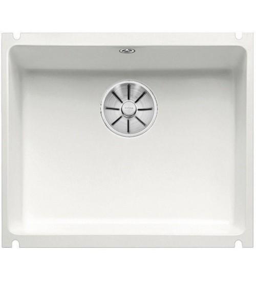 Кухонная мойка Blanco Subline 500-U Матовый белый (керамика)
