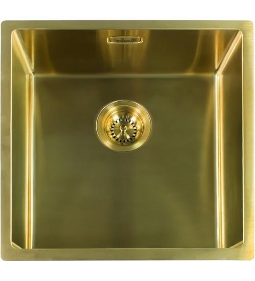 Мойка Reginox Miami 50х40 U Gold