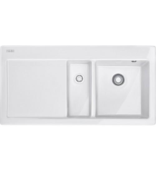 Кухонная мойка Franke Mythos MTK 651-100 R Белый