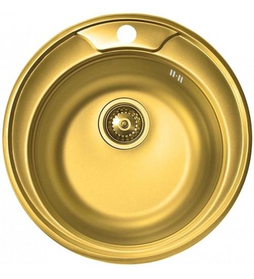 Кухонная мойка Zorg SZR 510 XL Bronze