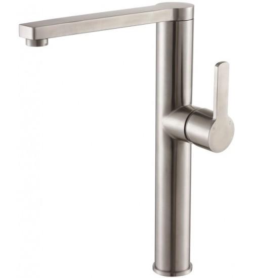 Кухонный смеситель Zorg Steel Hammer SH 7028 Нержавеющая сталь