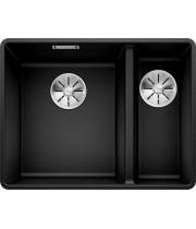 Кухонная мойка Blanco Subline 340/160-F Черный