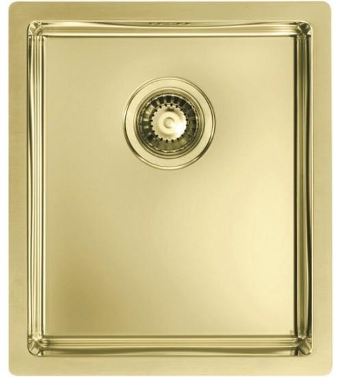 Кухонная мойка Alveus Monarch Quadrix 20 Bronze 1103318