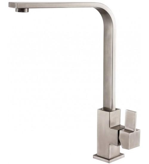 Кухонный смеситель Zorg Steel Hammer SH 7451 Нержавеющая сталь