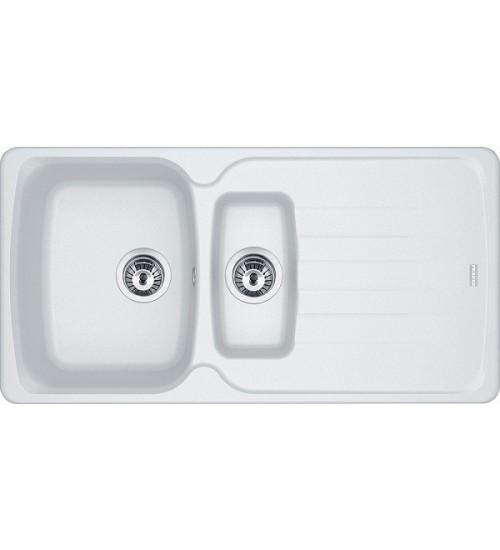 Кухонная мойка Franke Antea AZG 651 Белый