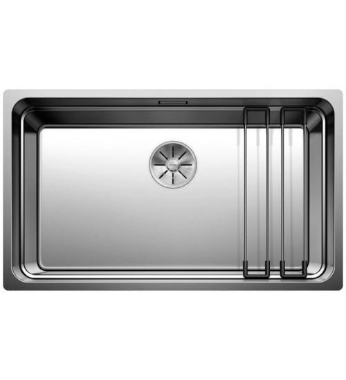 Кухонная мойка Blanco Etagon 700-U Нержавеющая сталь