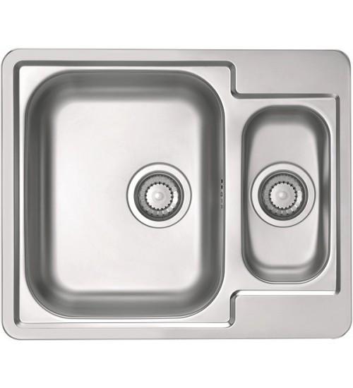 Кухонная мойка Alveus Line 50 Нержавеющая сталь 1065676