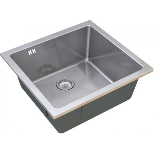 Кухонная мойка Zorg SH R 4444 Filo Матовая сталь