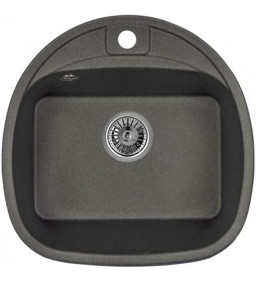Кухонная мойка Granula GR-5050 Черный