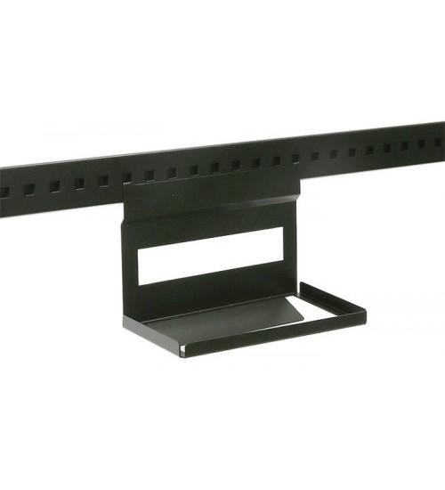 Держатель для бумажных полотенец Поконар 256х150х197 мм, отделка черный бархат (матовый) 1A.3010.9005