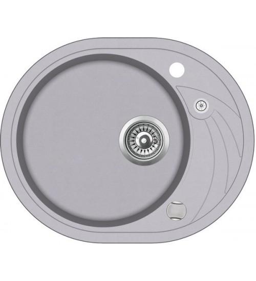 Кухонная мойка Aquasanita Clarus SR 102 Alumetallic