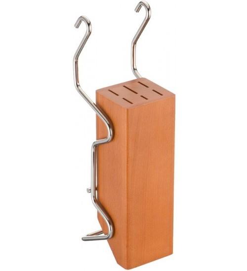 Держатель для ножей Lemi 31405 хром