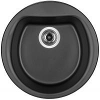 Кухонная мойка Ukinox Ока Черный - 10
