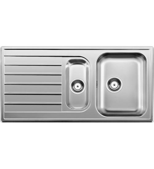 Кухонная мойка Blanco Livit 6 S декор