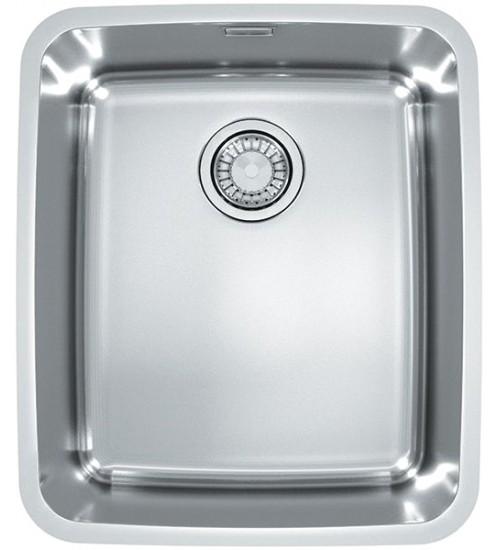 Кухонная мойка Alveus Luno 40 Нержавеющая сталь матовая 1129252