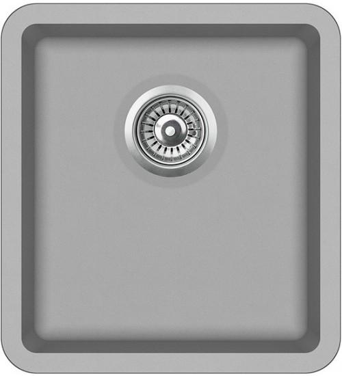 Кухонная мойка Aquasanita Arca SQA 101 Argent