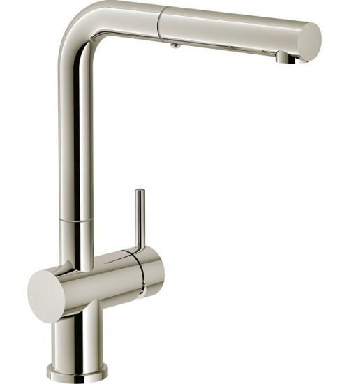 Кухонный смеситель Franke Active Plus Никель (Выдвижной душ)