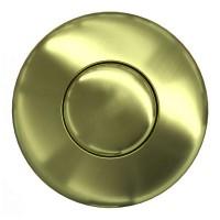 Пневматическая кнопка для измельчителя Omoikiri SW-01 LG-Светлое золото