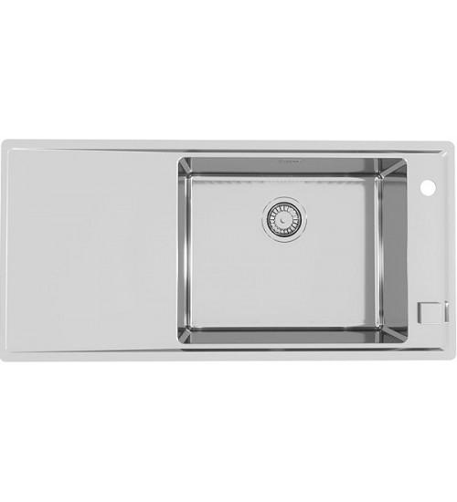 Кухонная мойка Alveus Stricto 30 R Нержавеющая сталь 1124375
