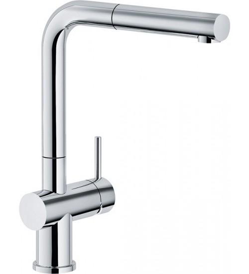 Кухонный смеситель Franke Active Plus Хром (Выдвижной душ)