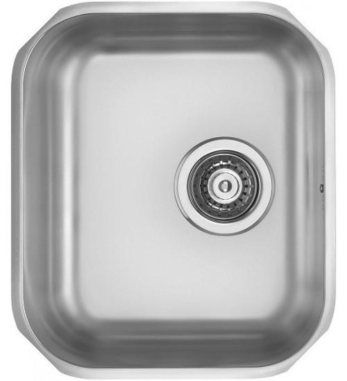 Кухонная мойка Alveus Variant 40 Нержавеющая сталь матовая 1009013
