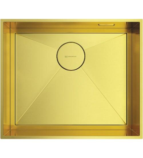 Кухонная мойка Omoikiri Kasen 53-INT LG Светлое золото