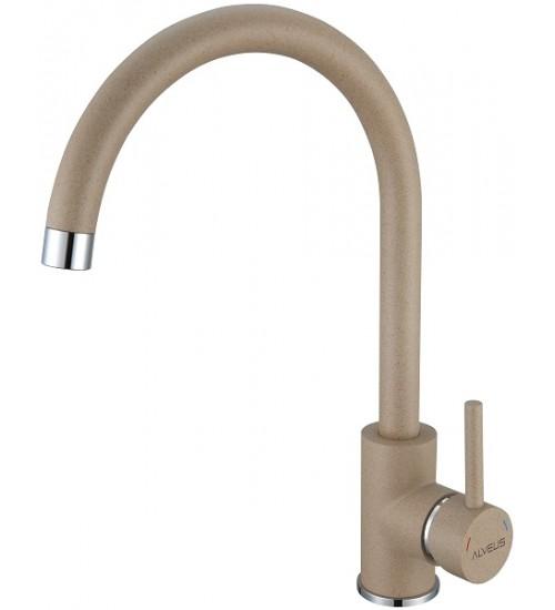 Кухонный смеситель Alveus Roxa G55 Beige 1129036