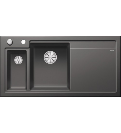 Кухонная мойка Blanco Axon II 6 S L Базальт