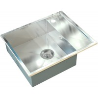 Кухонная мойка Zorg X 6050 Матовая сталь
