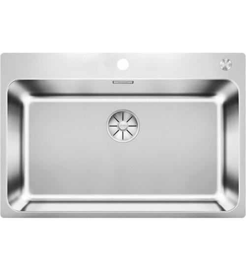 Кухонная мойка Blanco Solis 700-IF/A Нержавеющая сталь полированная