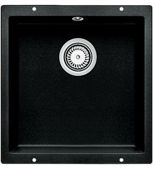 Кухонная мойка Blanco Rotan 400-U Черный