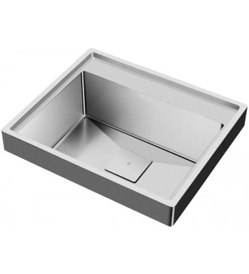 Кухонная мойка Oulin OL-G6101 Нержавеющая сталь