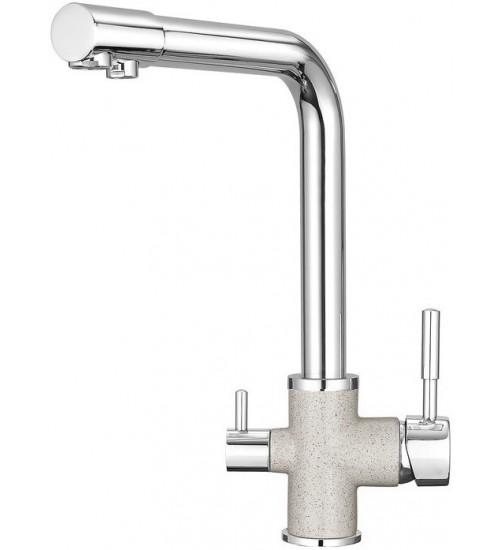 Кухонный смеситель Granula GR-3015 Пирит
