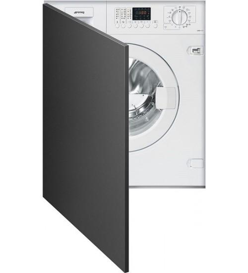 Встраиваемая стиральная машина с сушкой Smeg LSTA147S