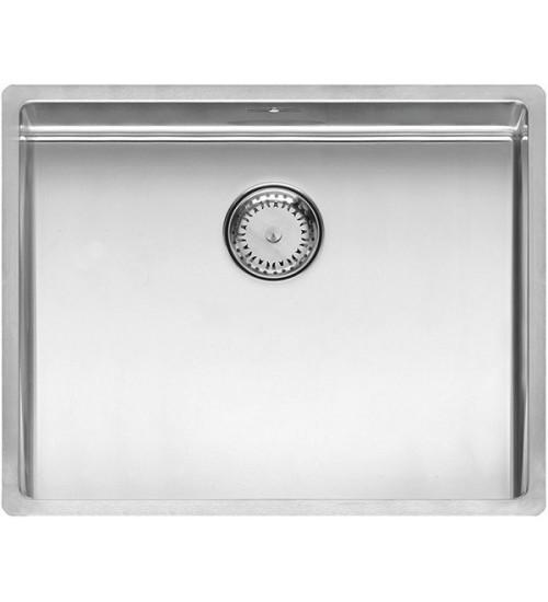 Кухонная мойка Reginox New York 50x40 L Lux Матовая нержавеющая сталь
