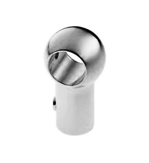 Держатель для труб классический Lemi 35005 хром