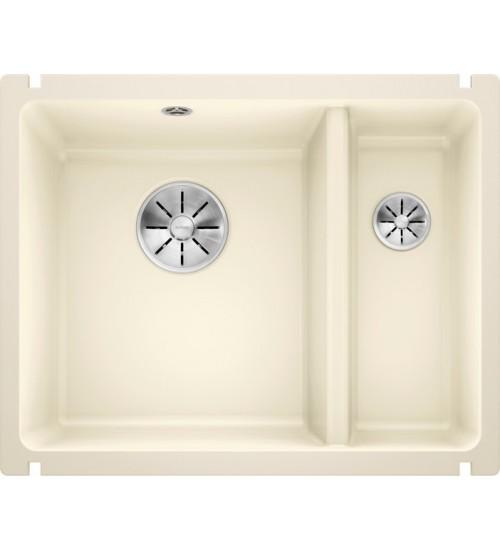 Кухонная мойка Blanco Subline 350/150-U Глянцевая магнолия (керамика)