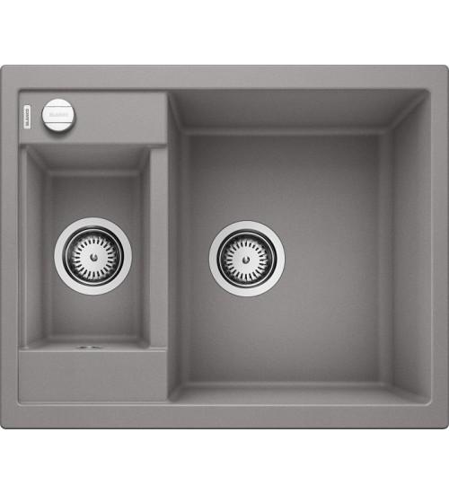 Кухонная мойка Blanco Metra 6-F Алюметаллик