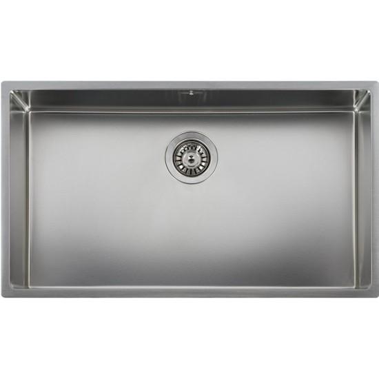 Кухонная мойка Reginox New York 72x40 L Lux Матовая нержавеющая сталь