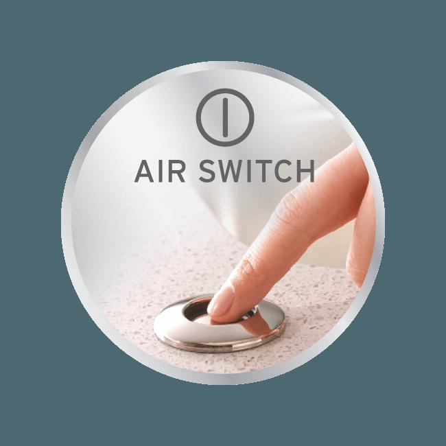 Кнопка для включения измельчителя для кухни